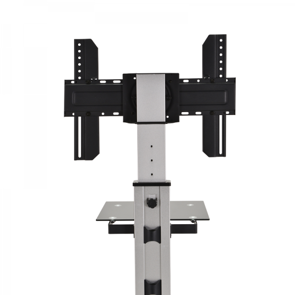 DQ Silver Bullit Glazen av-steun (42x35 cm - 6mm dik - max. 5 kg)
