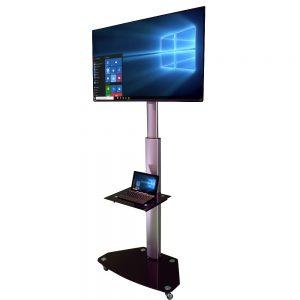 MyWall HP1DL TV-voet 94,0 cm (37) - 177,8 cm (70) vast